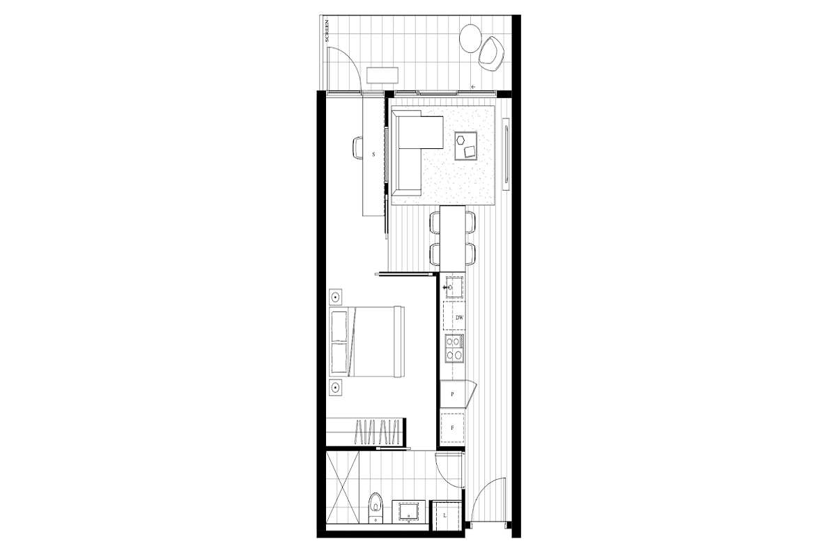 Embassy floor plans