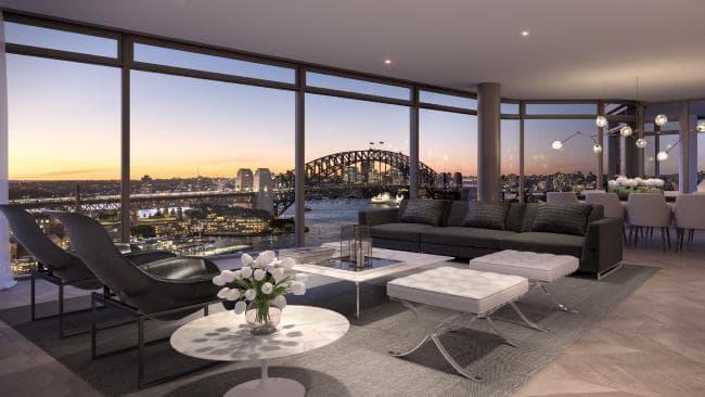 Off-the-plan sale for $26m breaks Australian record