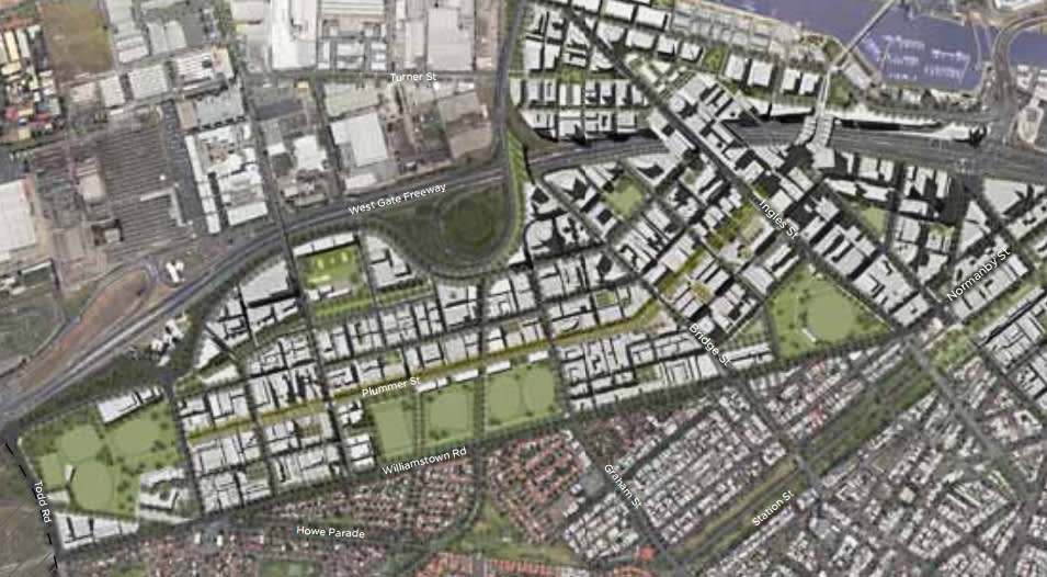 Scores of Fishermans Bend apartments approved