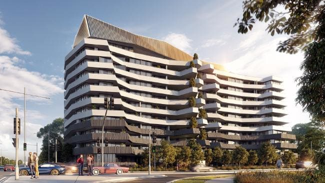 The Point Doncaster Hill provides luxury living at new heights