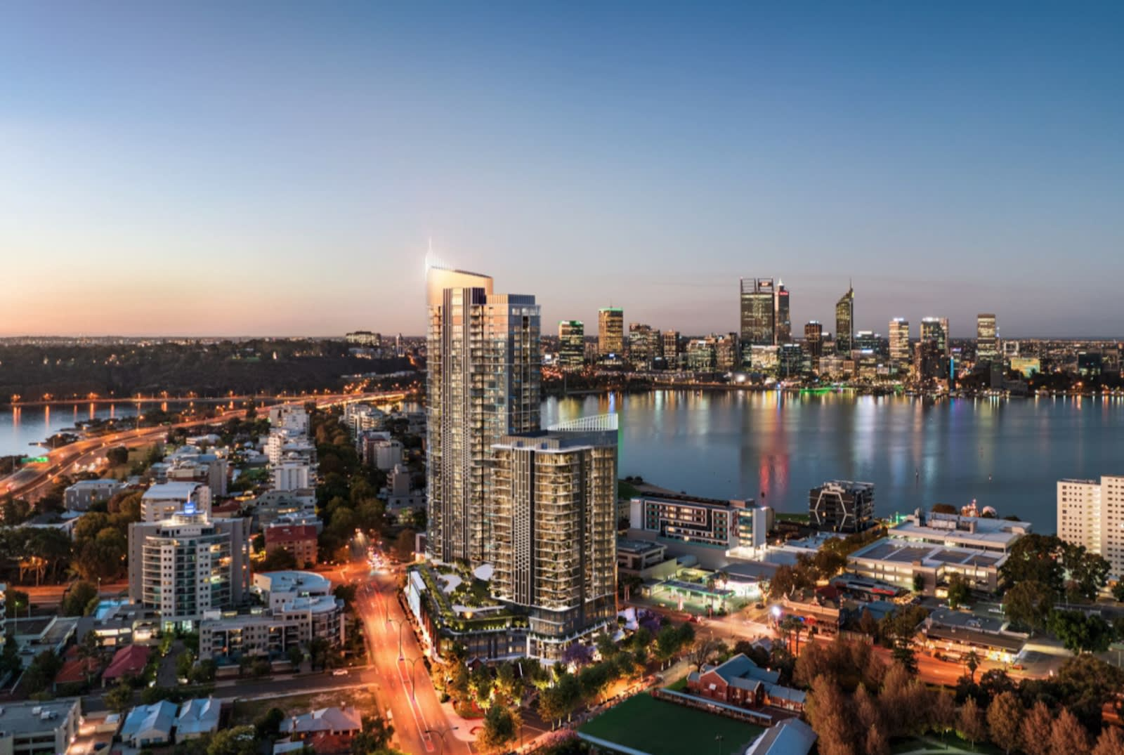 Off the plan sales boom in Perth as Finbar records biggest January sales total since 2006