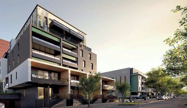 Carlton - High quality, sustainable apartments FOUND in Carlton