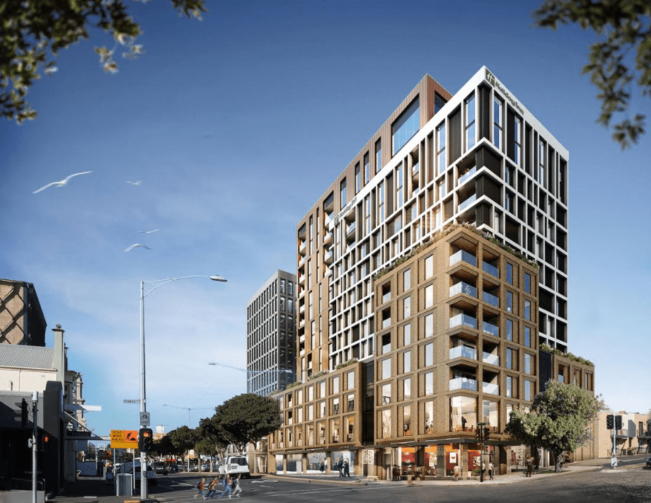 $150 million Geelong Quarter precinct launches, including new Holiday Inn hotel