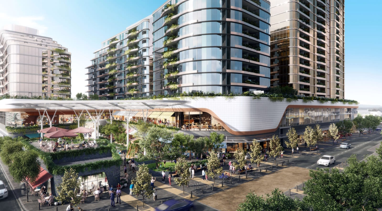 Glen Waverley's Sky Garden offering residents unique reward program
