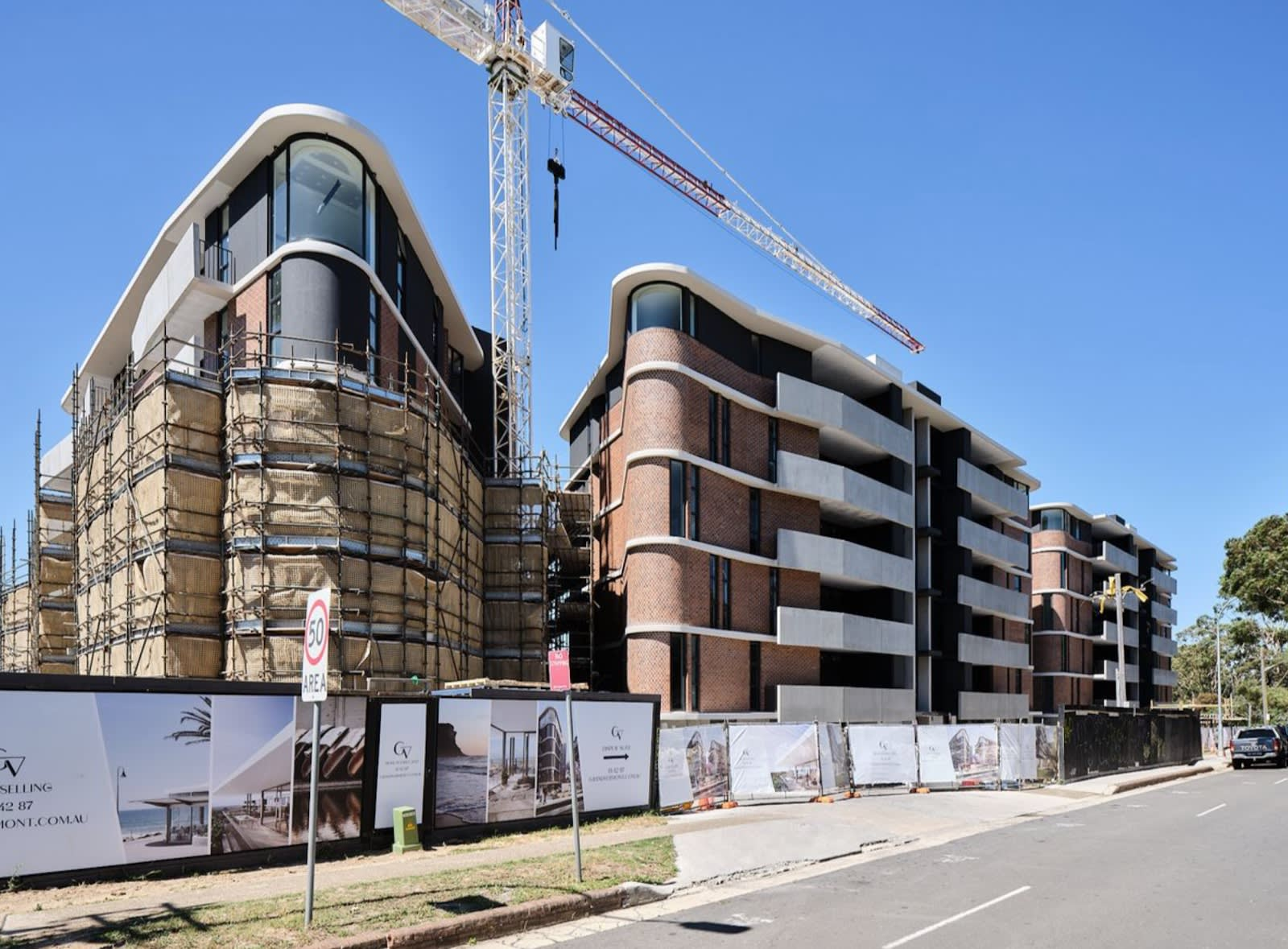 Find out why first home buyers are flocking to new Sutherland apartment development Grand Vermont