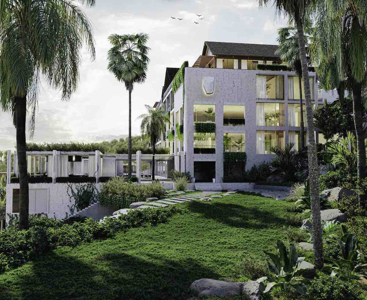 Gurner submits $60 million Port Douglas development plans for The Creation Hotel and Residence