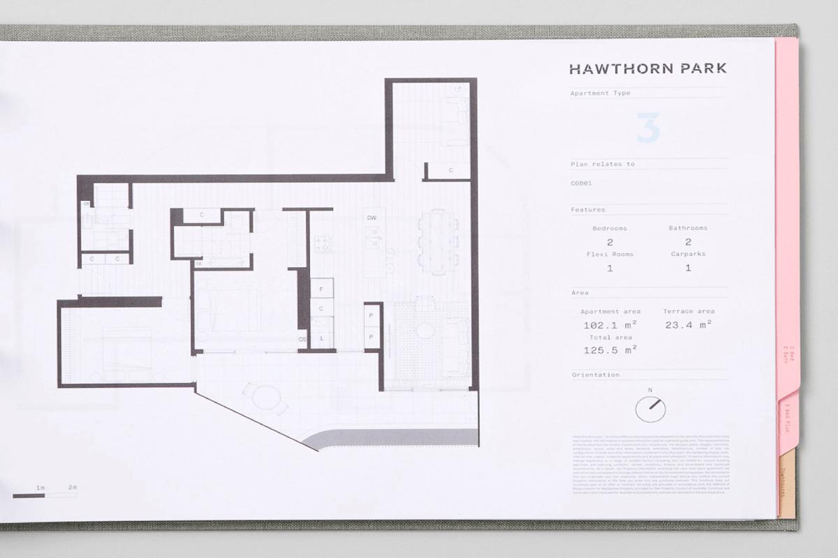 Hawthorn Park floor plans