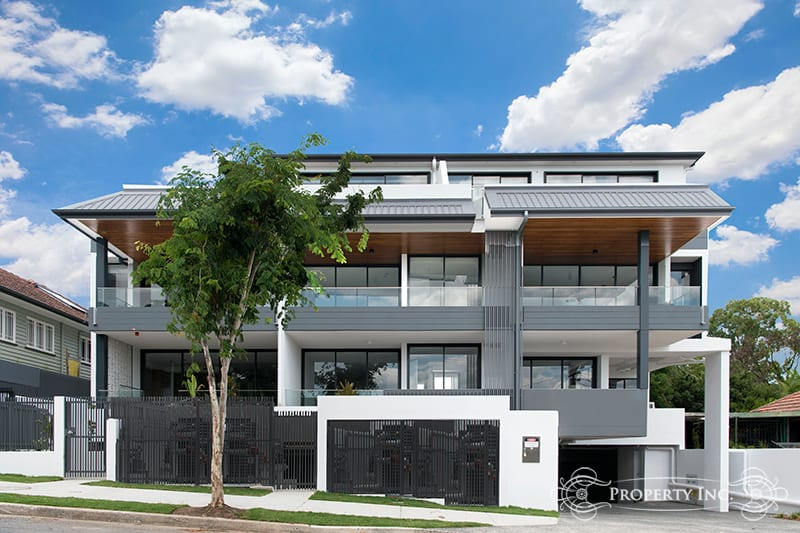 Horizon – Larger apartments, many floor plan types in a smaller building in Annerley