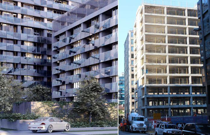 Icon Co. snare two unique apartment builds