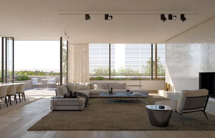 The luxury apartment market on the rise