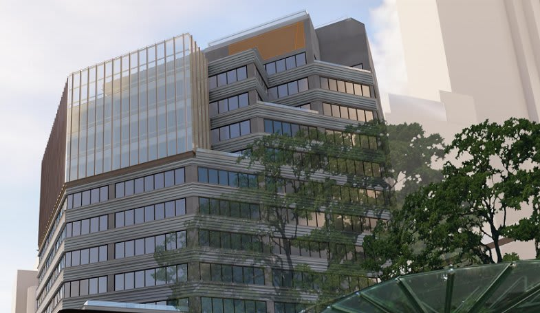 North Sydney's commercial market expands further with a Miller Street refub planned