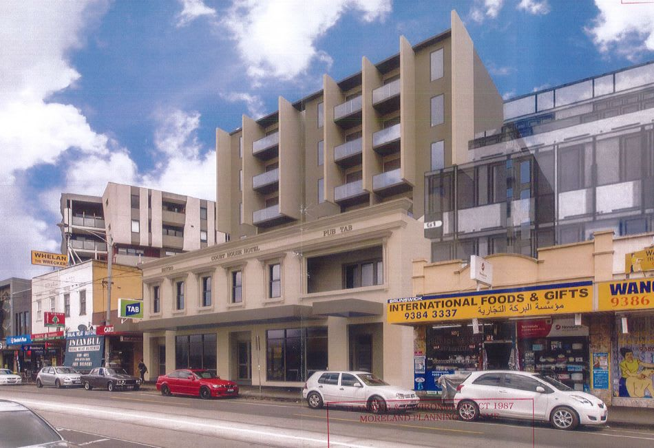 Brunswick bulks up with a wave of fresh planning applications