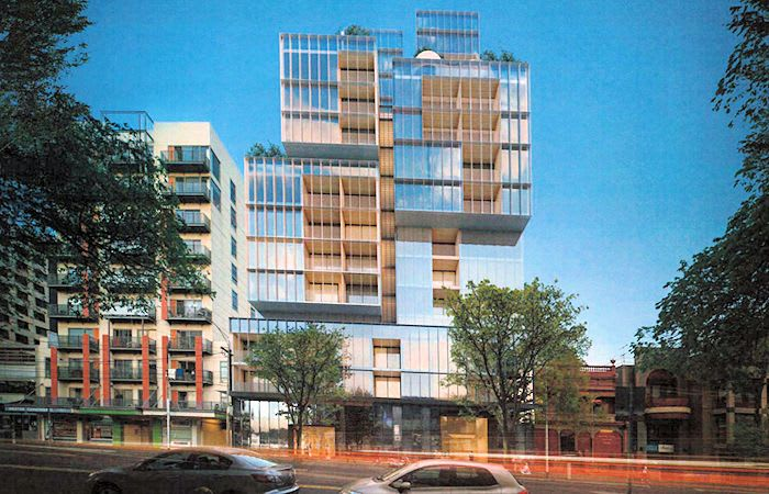Besgate notch their third current Melbourne project at planning