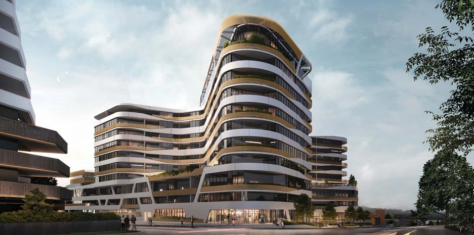 Ring a ding-ding! Doncaster's largest development site edges toward fruition