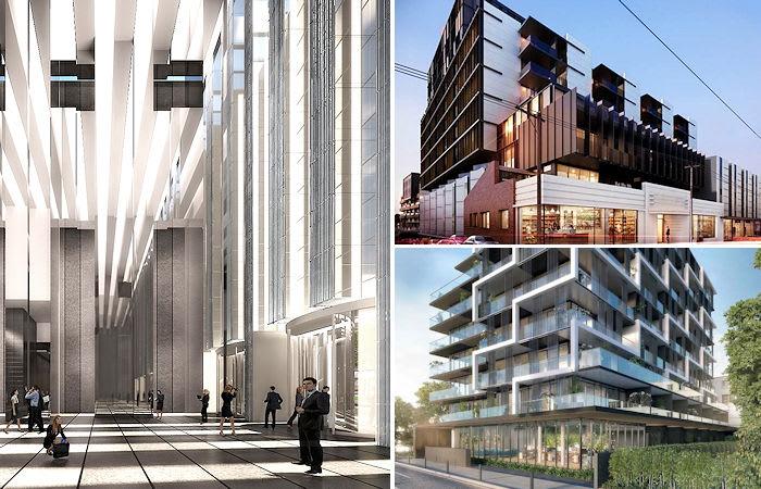 Billions in development headed toward construction