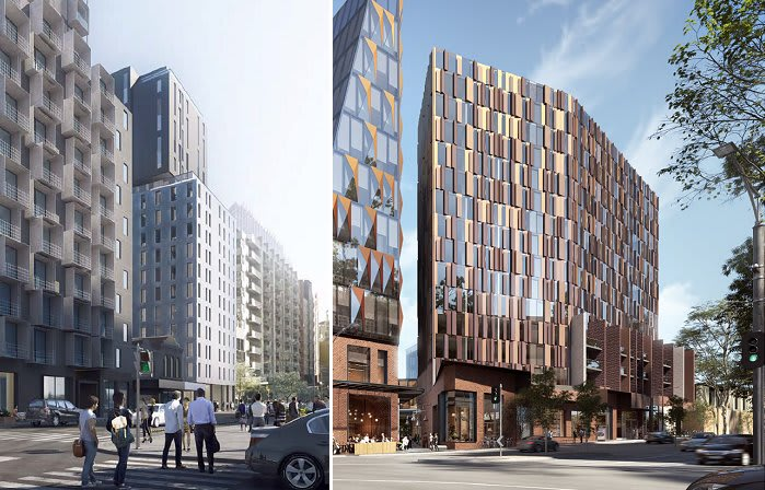 Carlton's magnetic appeal for student accommodation strengthens