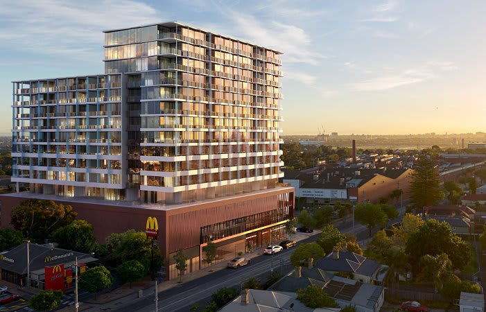New developments to secure in Melbourne's Footscray