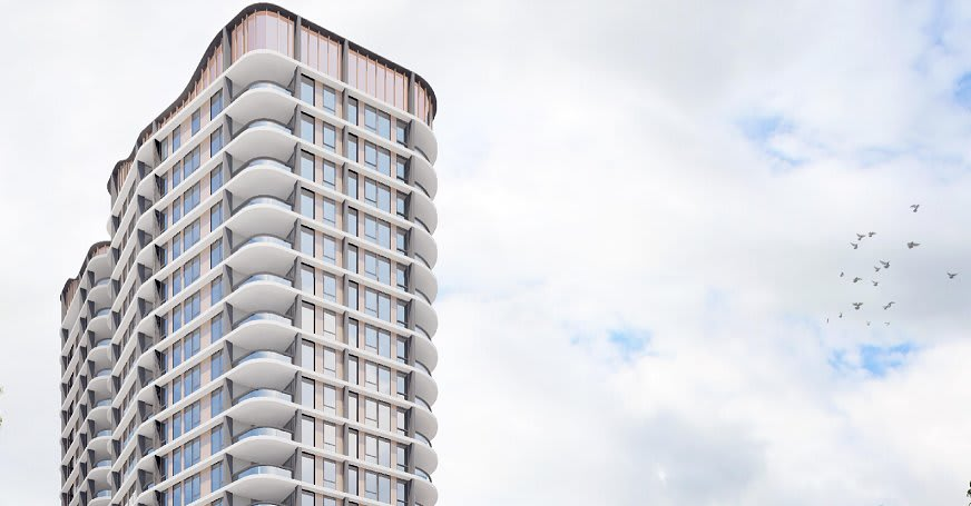 Macquarie Park's transformation takes a Meriton step forward
