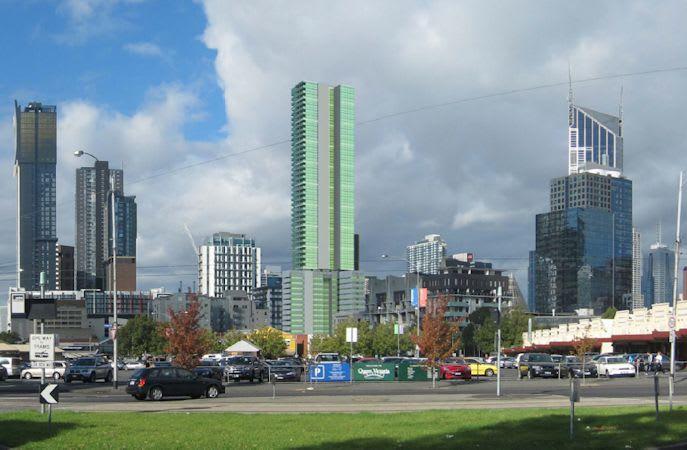 Planning Application: 441-451 Elizabeth Street, Melbourne