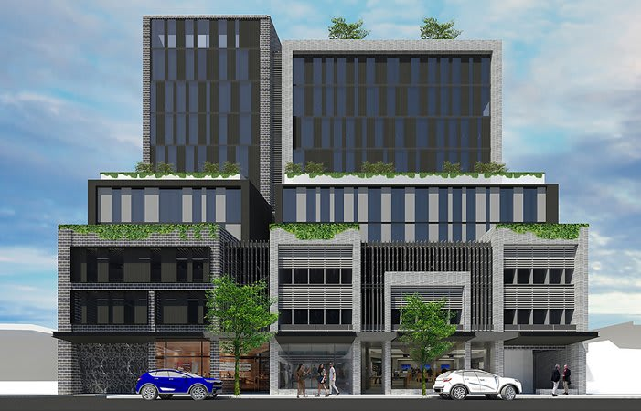 Office use injected into Fitzroy North's Nicholson Street