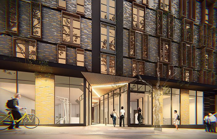 Urbanest's latest project revealed as Icon Construction scores another major build