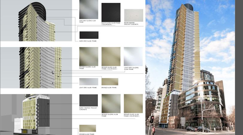 Central Equity breaks the mould: 71-87 City Road, Southbank