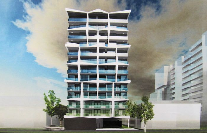 Southlink lodge plans for 77 Queens Road