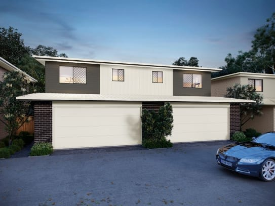 New boutique collection of completed townhomes available in Doolandella, Queensland