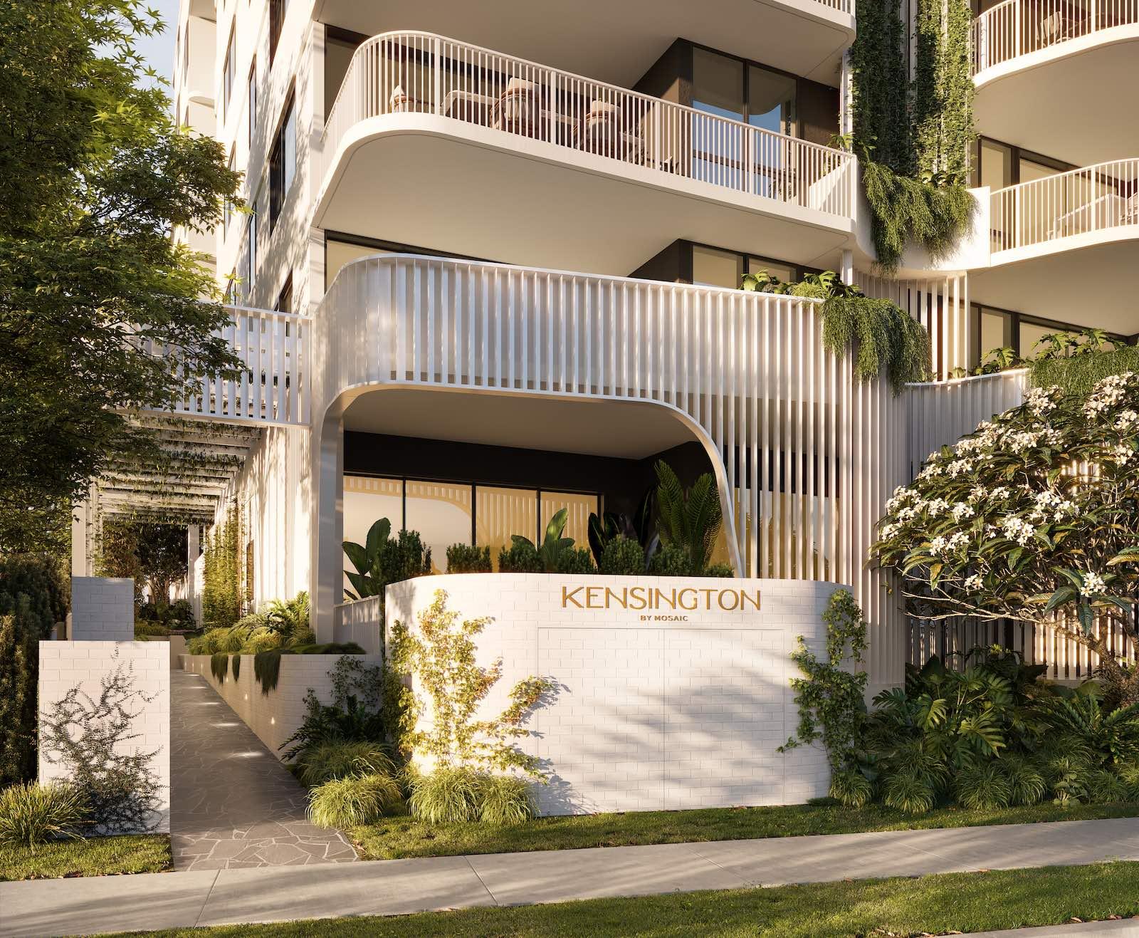 Tower reveal: Mosaic to launch new Toowong development Kensington