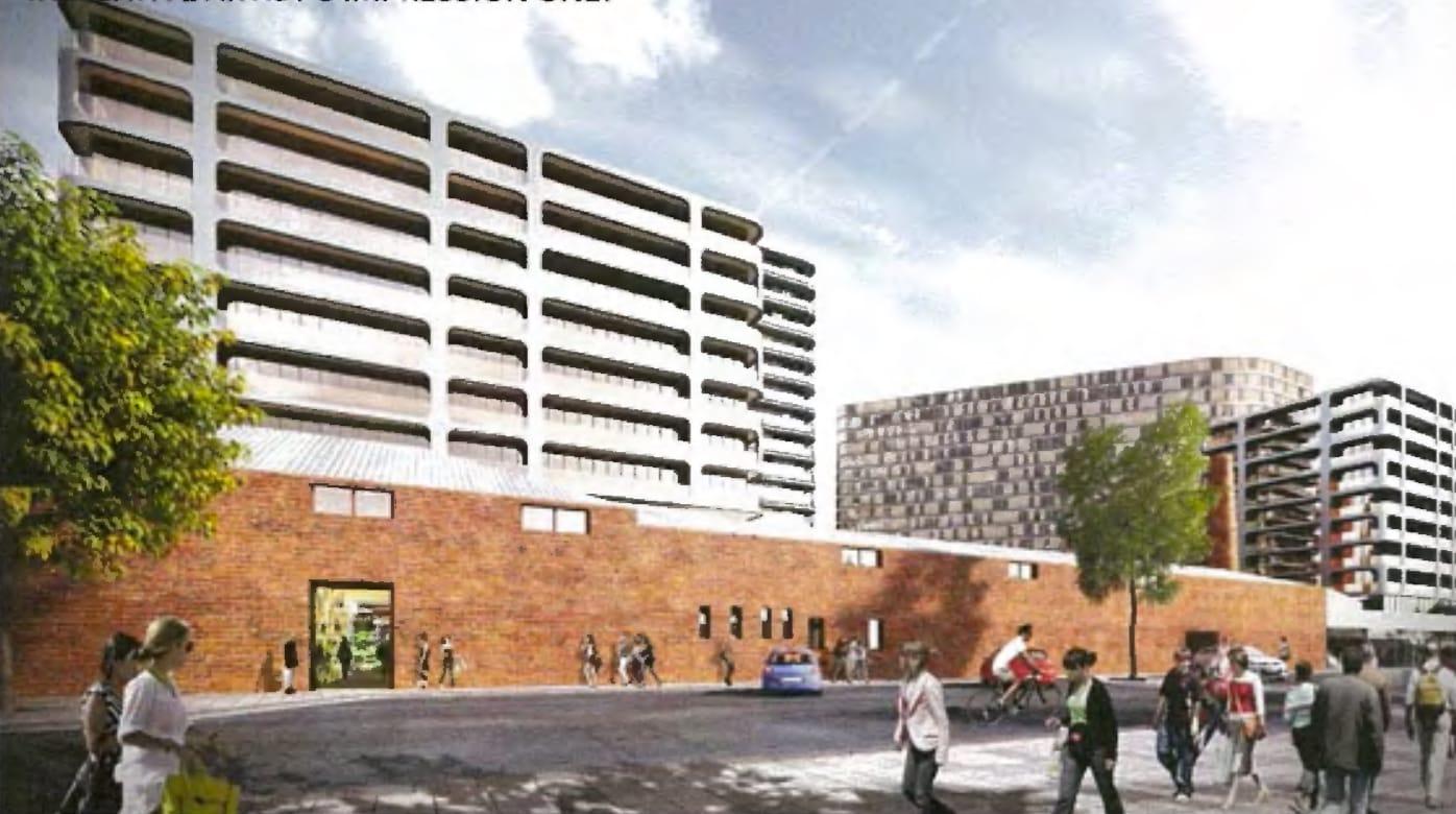 Kinnears redevelopment plans revealed