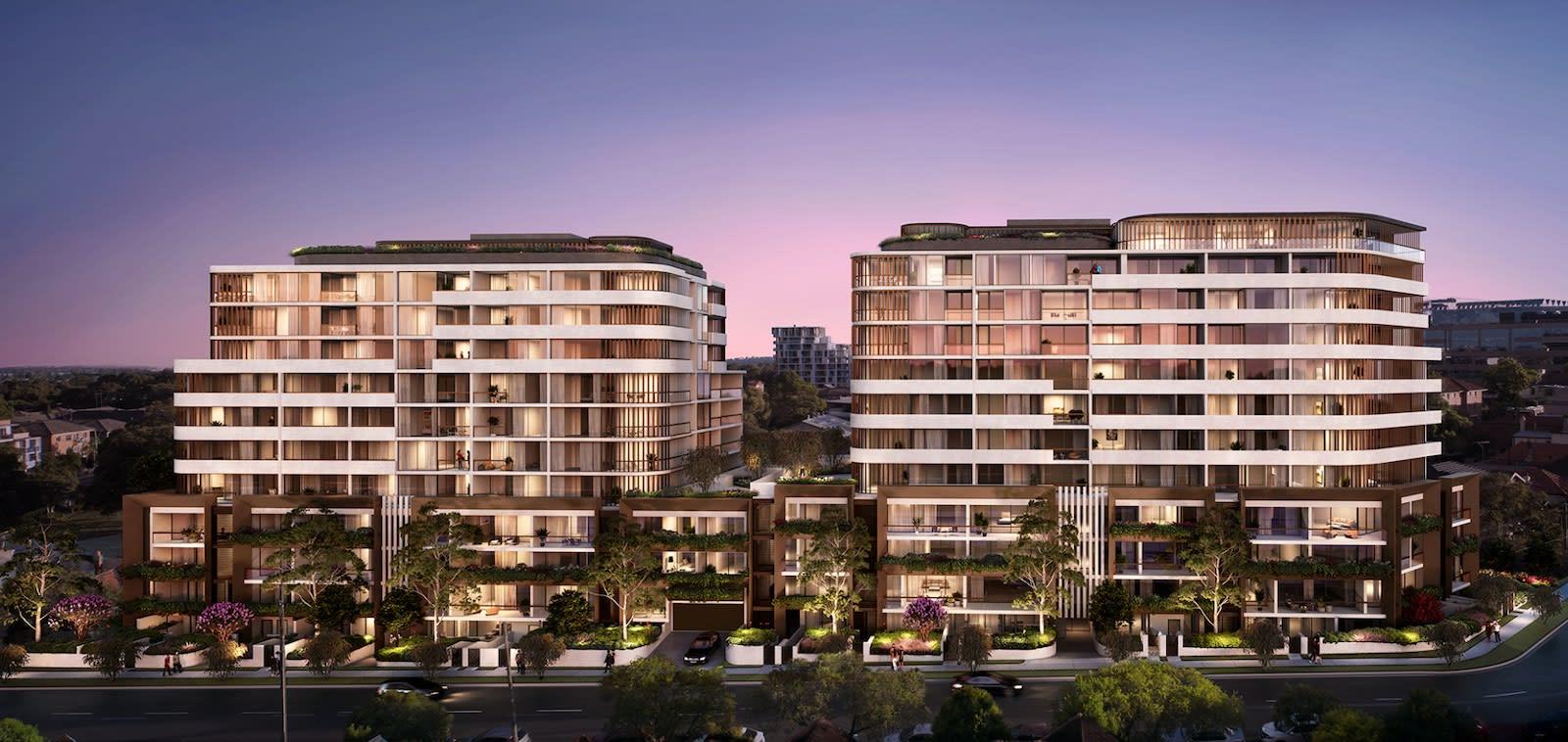 Developer Level 33 soon to complete owner-occupier driven Kogarah Central apartment development