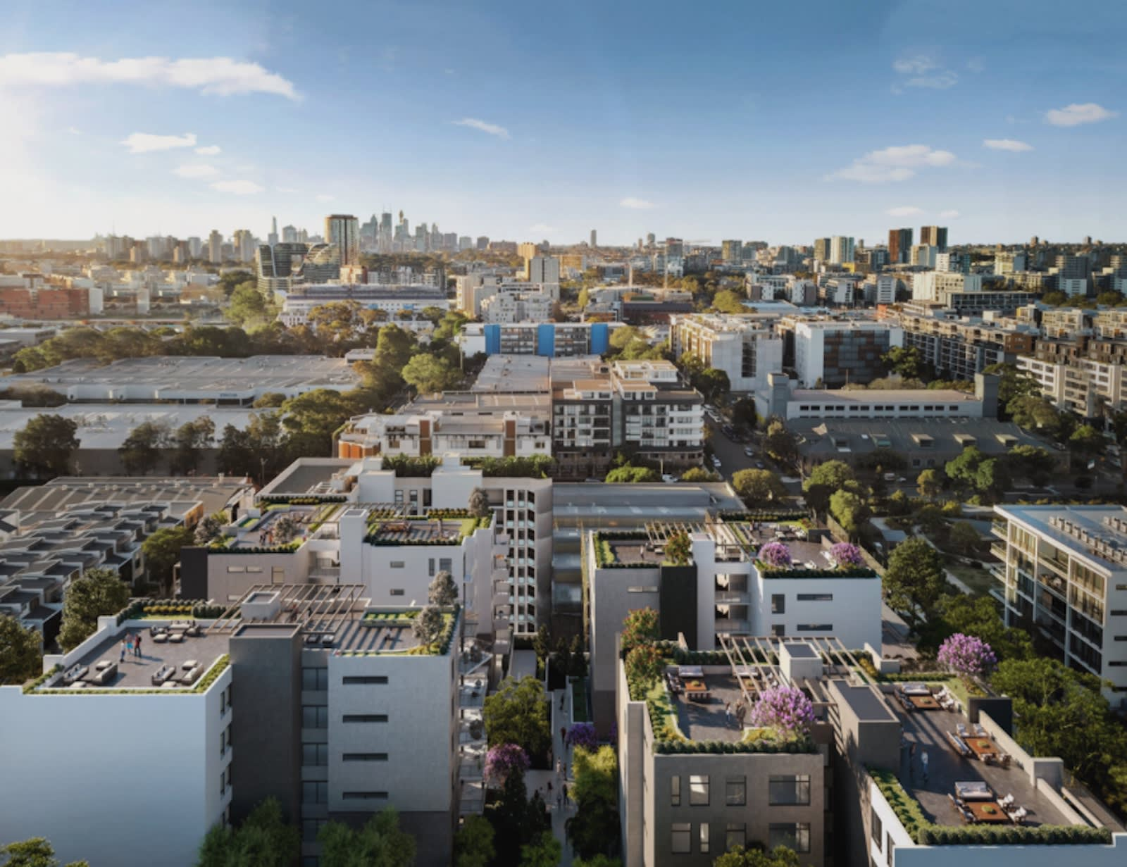 Why Rosebery is Sydney's hidden gem: Urban chats with Ellerson Property Group directors Fayad and Reman Fayad
