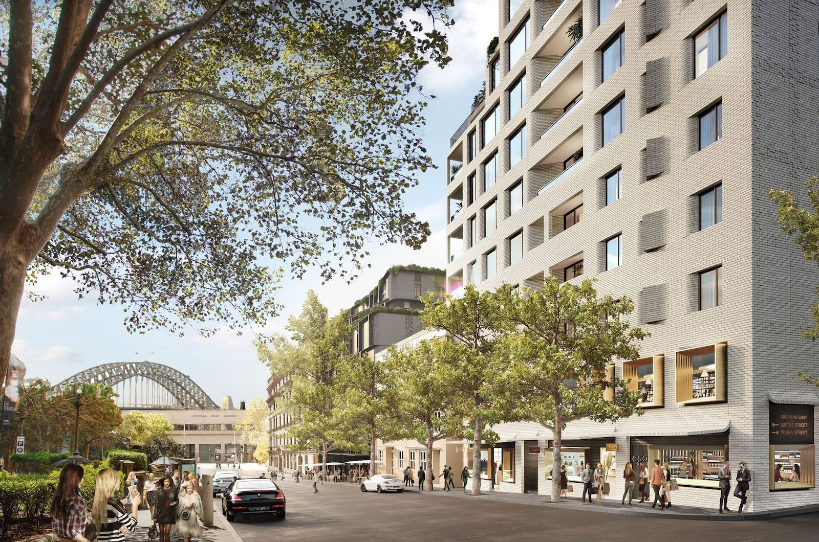 Off the plan buyer success in Sydney's Loftus Lane development