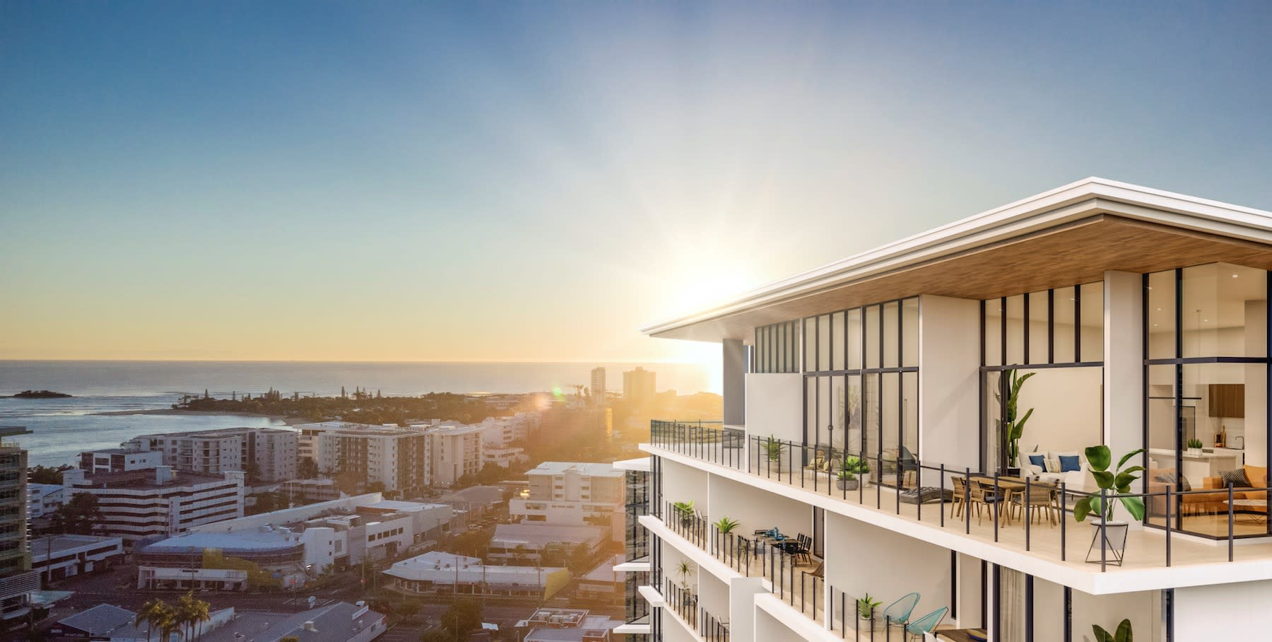 Maroochydore 's newest CBD tower Market Lane nearly sold out