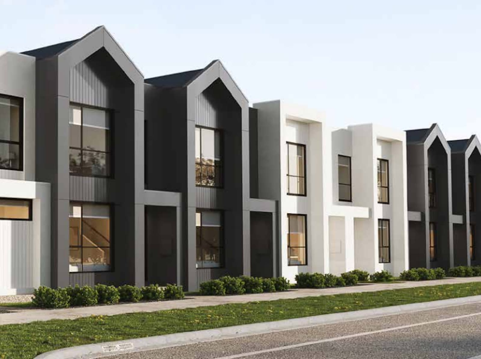 Just five townhouses on offer in Cedar Woods exclusive Williams Landing development Marshal Place