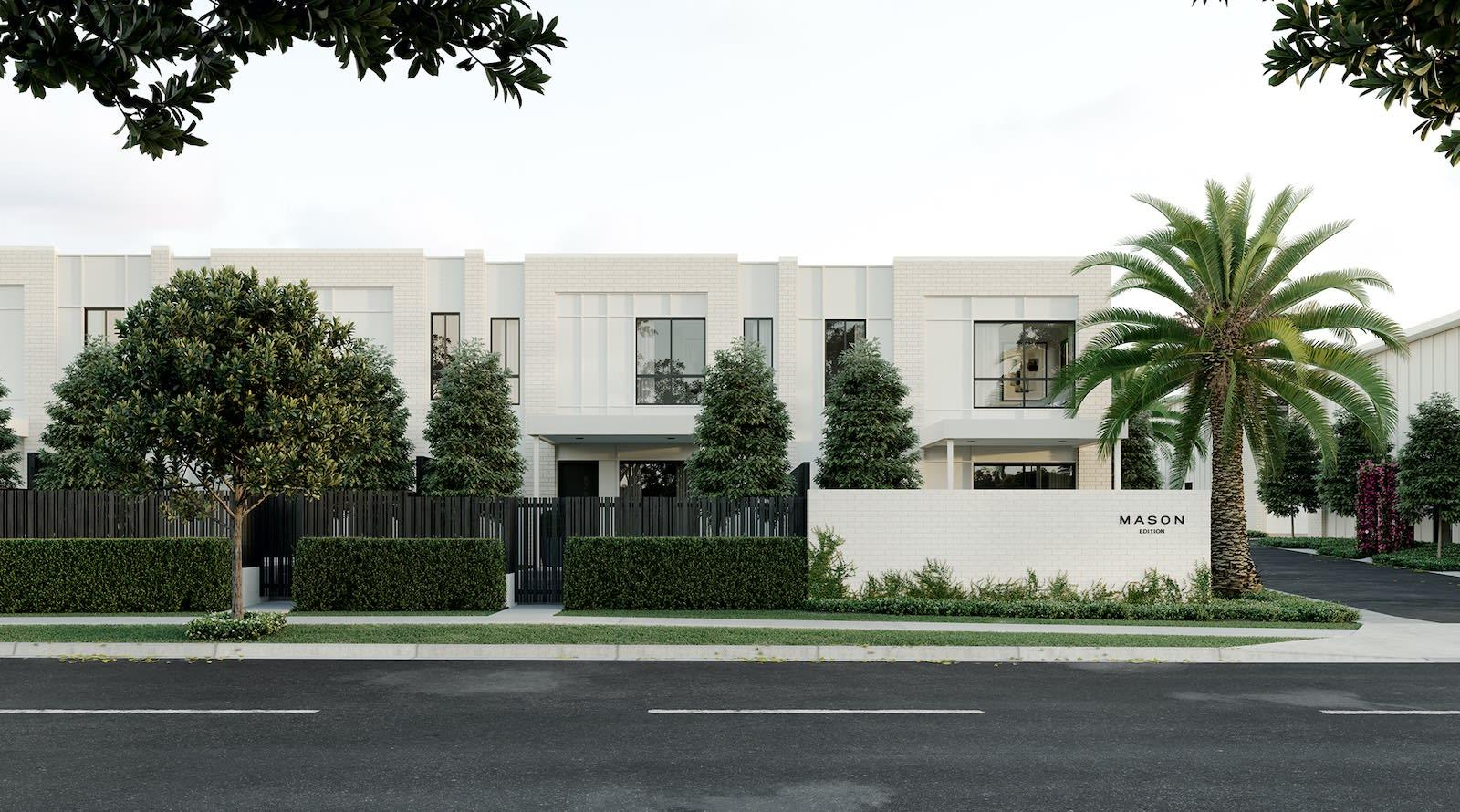 Azure Development Group secure approval for Richlands townhouse development Mason Edition