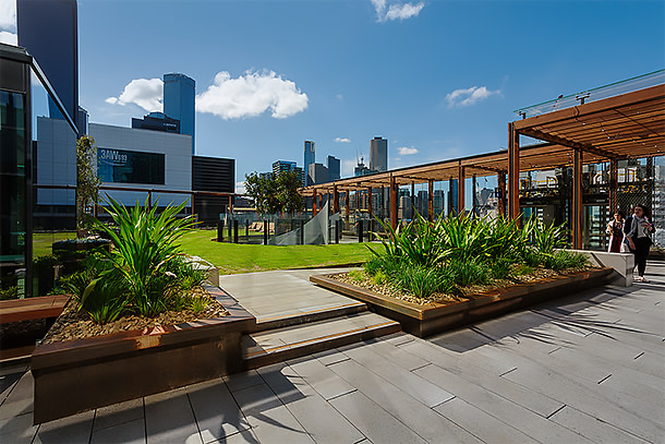 Lendlease officially opens its new offices at One Melbourne Quarter