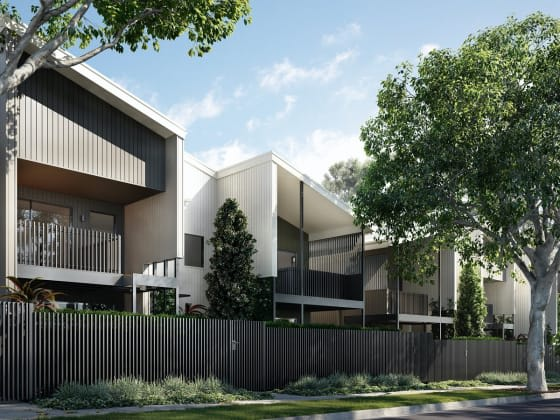 Townhomes just 8kms from Brisbane CBD from $590,000
