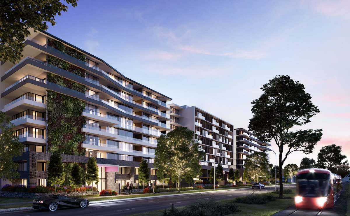 Darren Palmer interiors a design hit at all but sold-out Dickson apartment development Mulberry