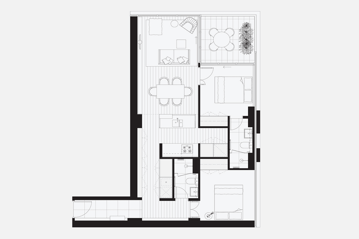New Charsfield floor plans