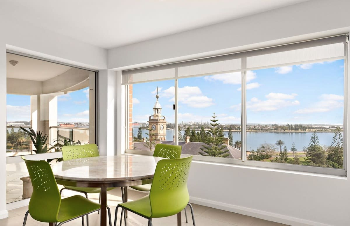 Newcastle penthouse sells for over $3.5 million