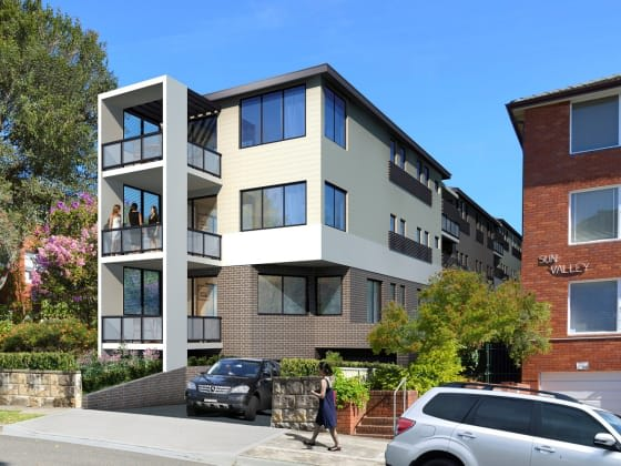 Sydney's most sought after suburb of Ashfield welcomes Nicholas Apartments