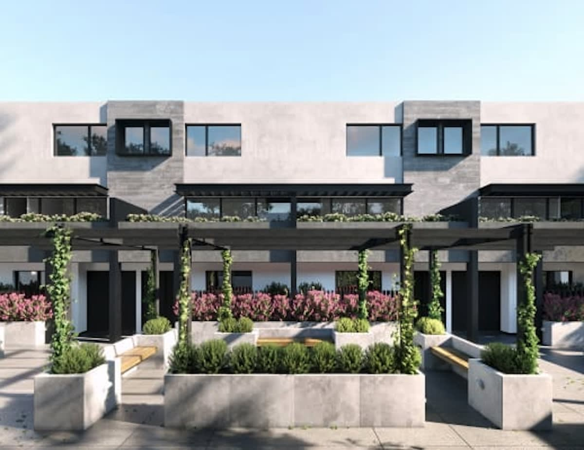 Omnia, one of Melbourne's most affordable sustainable developments