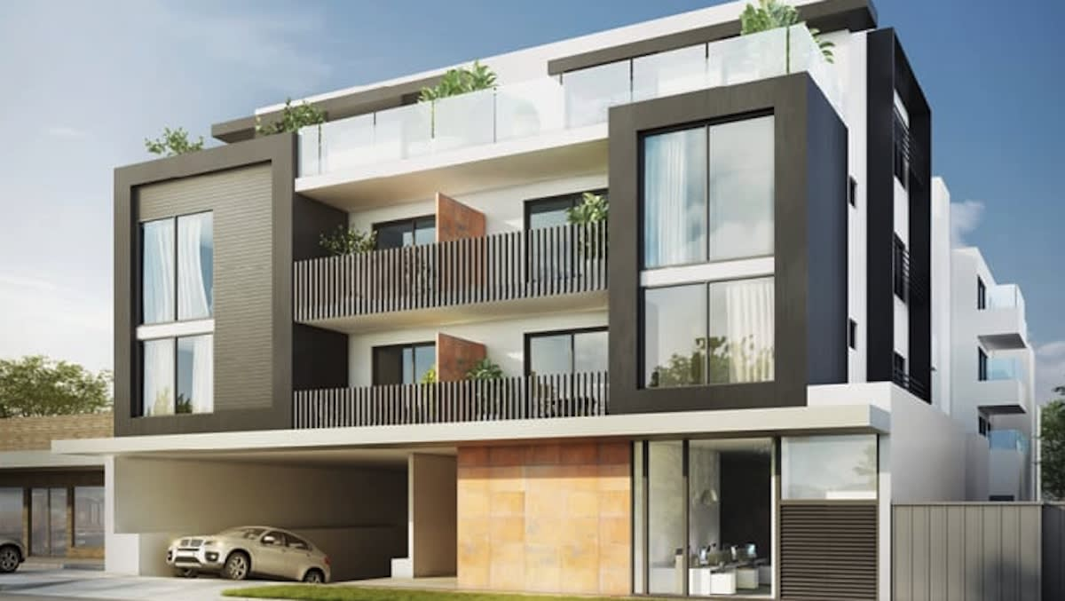 Vanguard's completed Onyx apartment development in Bentleigh all-but sold out