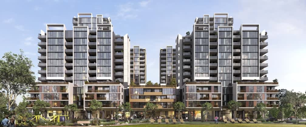 Pagewood Green is a multi-staged master-plan development brought to you by the renowned Meriton