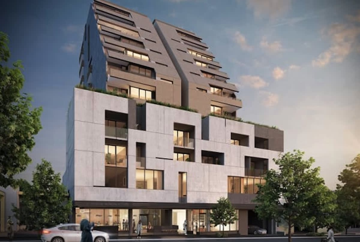 Top apartment developments in Box Hill