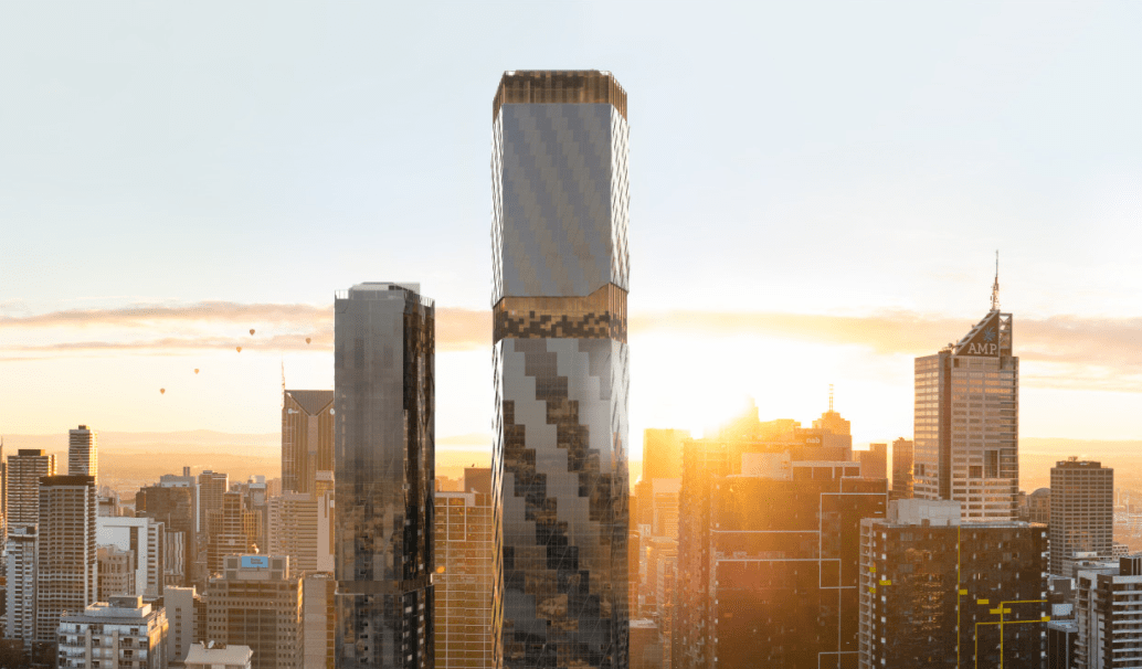 The tallest hotel in the Southern Hemisphere coming to Melbourne