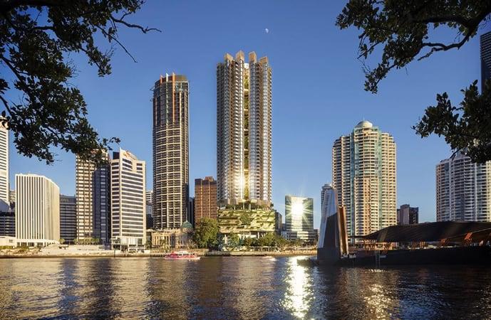 Probuild to Design and Construct Brisbane's $370M 443 Queen Street