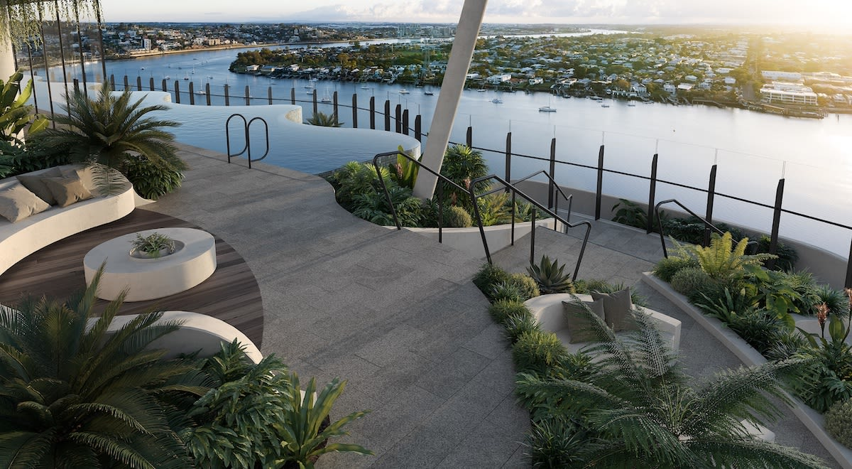 Mirvac secure $95 milion of sales at Quay Waterfront, Newstead apartment development