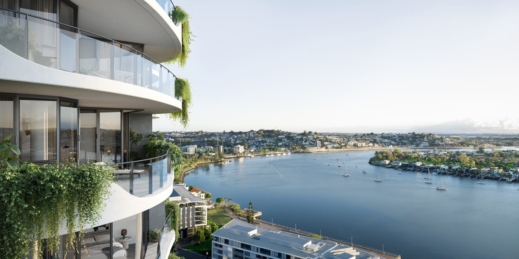 Walking tour: What's within walking distance from Quay Waterfront Newstead?